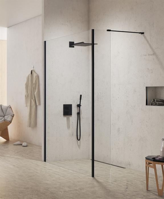 Kabina prysznicowa walk-in
